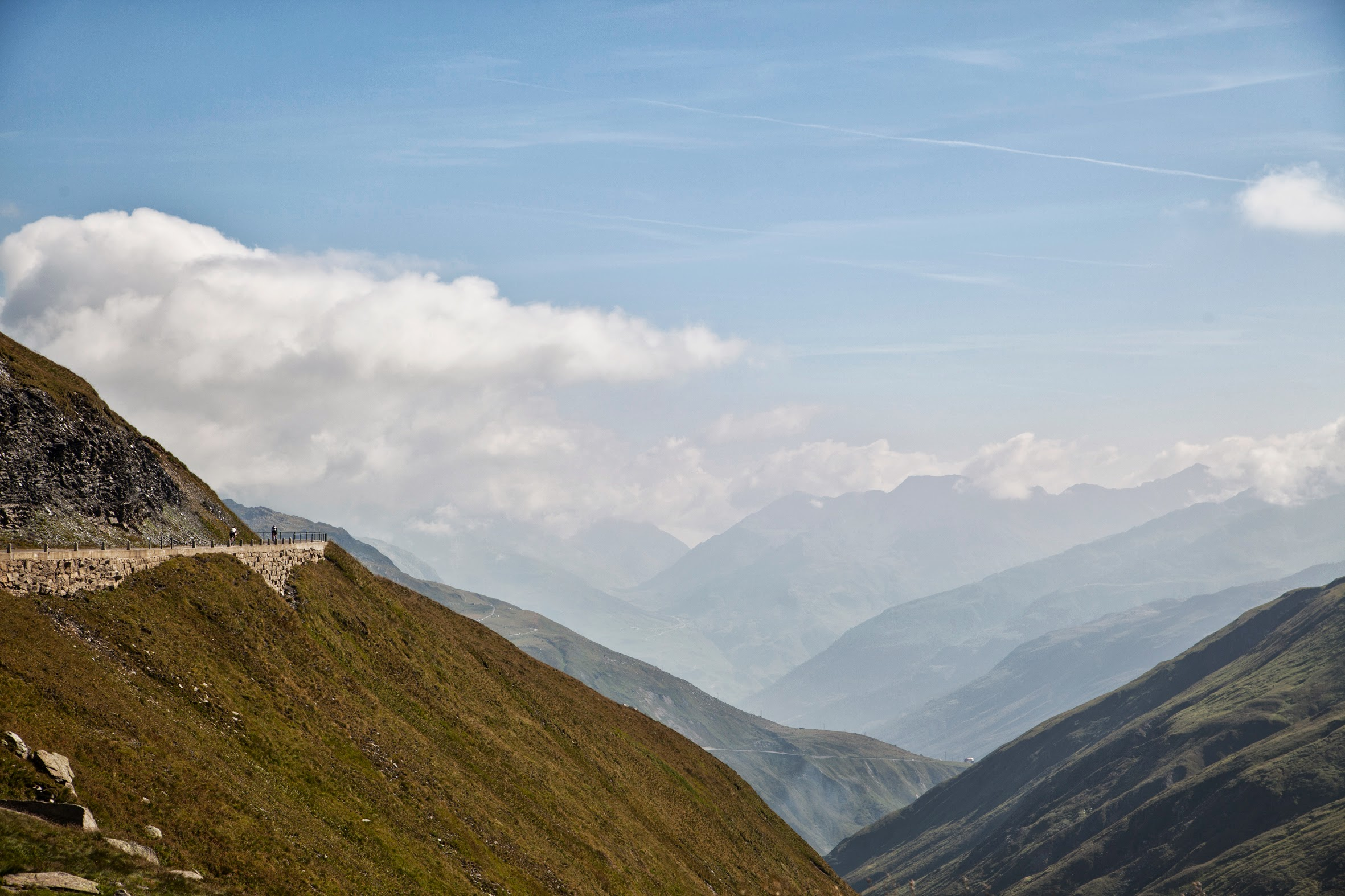 Fenomenale uitzichten tijdens het Alpenbrevet